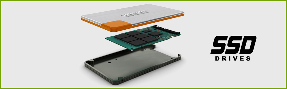 Pure Solid-State Drive Storage